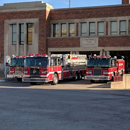 Benton Harbor Fire Services