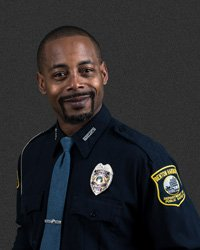 Reserve Officer Marvin Henderson